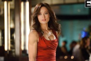 Muscular Olivia Wilde 3 by edinaus