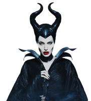 Maleficent (Angelina Jolie) - PNG/Render by tommz2011