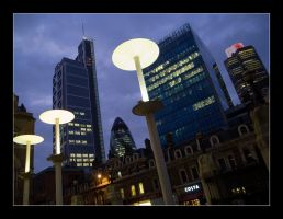 London plate spinning by LordLJCornellPhotos