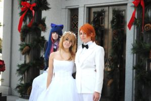 Panty and Breifer's Wedding 2 by AMATERASU-16