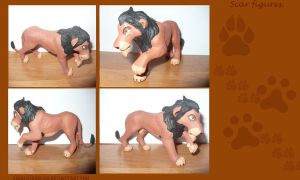 Scar figures 2011 by ZiraLovesScar