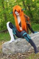 Legend of Zelda: Twilight Princess - Midna #2 by AilesNoir