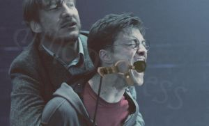 Harry Potter Gagged and Ready by ajthemistress