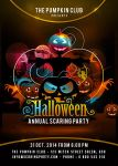 Halloween Annual Scaring Party In Club by n2n44