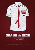 Shaun of the dead poster by palmovish