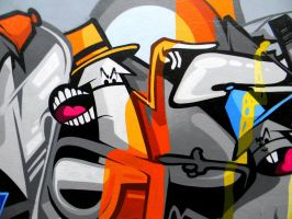 La flecha gorda by GraffMX