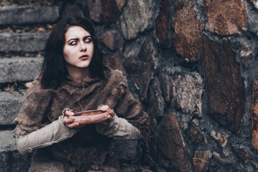 GoT - Arya Stark cosplay by mysteria-violent