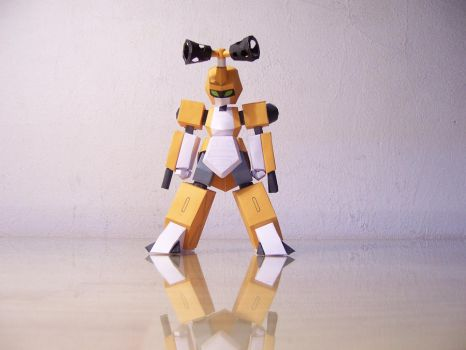 Metabee Papercraft by StormL