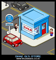 Same Old Store by wilde-media