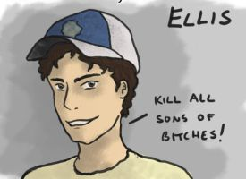 Classic Ellis by The-Mysterious-MJ