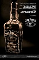 Jack Daniel's Music Ad 6 by ajohns95616