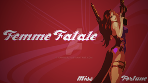 Femme Fatale by hammer27