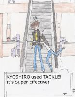 KyoBlitz used Tackle! by Drgn12
