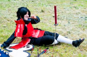 Cosplay Uchiha Madara 350 by NakagoinKuto
