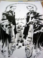 Boondock Saints by JimMahfood-FoodOne