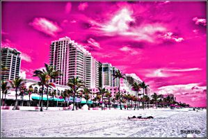 Fort Lauderdale Pinky by sXeSuX