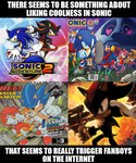 Sonic Coolness Triggers by Psyco-The-Frog