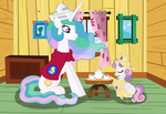 MLP: Tea Party by JayManney4Life