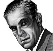 Boris Karloff by Canada-Guy-Eh