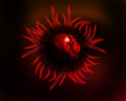 red orb thing... by NORpolarbear