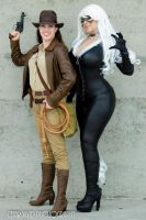 Cindiana Jones by LadyVaderCosplay