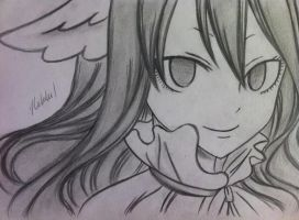 Mavis Vermillion Drawing by NaLulu1