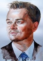 Leonardo DiCaprio by Mad-Margaret