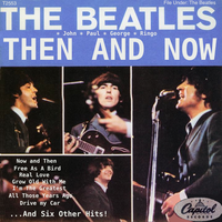 Beatles Then And Now (Fake Album Cover) by TragicalMysteryWar