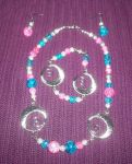 Pink and Blue by mokia-sinhall