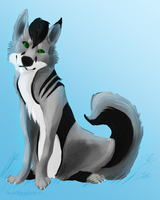 Flint! by EnigmaticCanine