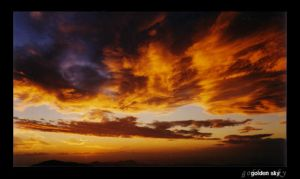 golden sky by crossbow