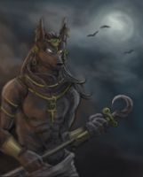 The Jackal God by Wolfenheim