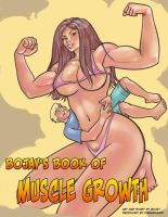 Bojay's Muscle Growth by dreamtales88