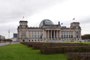 Berlin - Reichstag by PhilsPictures