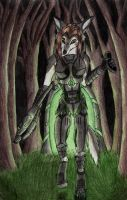 Spirit And The Portal by Specter1099