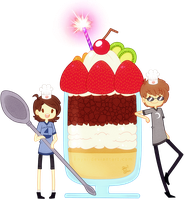 Parfait Friday by PHkins