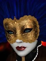 Venice mask by GalG0