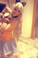 SeeU Cosplay by KagamineL