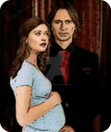 Pregnant Rumbelle by EmilieBrown