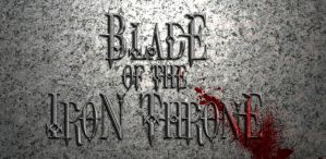Blade of the Iron Throne logo by SOLIDToM