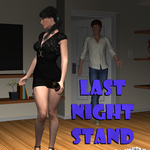 Last Night Stand - Entire Comic by JBovinne