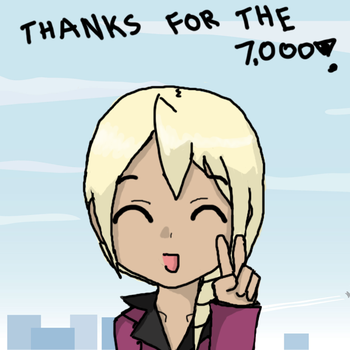 Thank youuuu by FadingWater