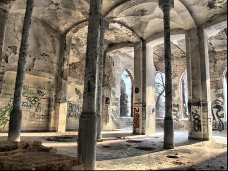 Sanctuary of angel by lukassimo