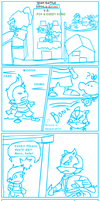 SSBB Sketchy Doodle Comic 5 by MintyDreams7
