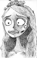 Corpse Bride by Larry-the-cucumber
