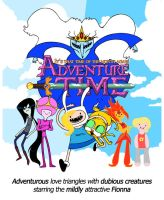New Adventures and new Times with new Fionna+Cake by VampireMeerkat