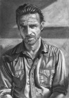 Rick Grimes by marcelkiss