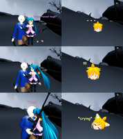 New lover for Miki and Leni's jealousy by JackFrost-LCDA
