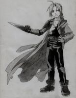 Edward Elric by 73RO