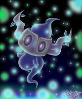 Phantump by Ugh-first-aid
